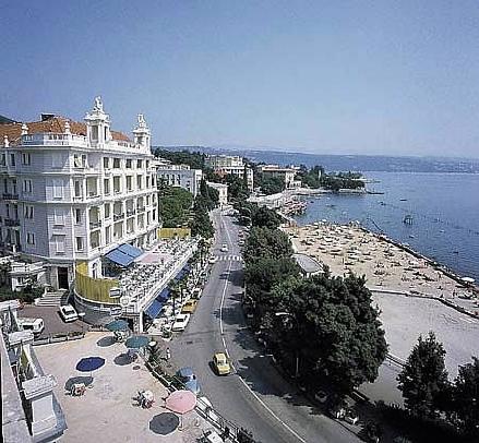 Perfectmeetings opatija istra for Design hotel opatija croatia